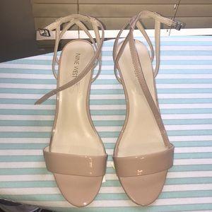 Nine West Nude Dress Shoes